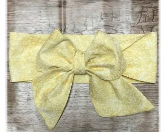 Headwrap, baby headwrap? Turban headwrap, antique floral headwrap