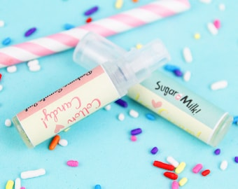 Sugar Cookies Perfume Sample / Body Mist / Cake Perfumes / Vanilla Perfumes / Handmade Perfume / Natural Perfume / Oil Perfume