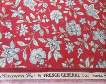 Rouenneries Deux by French General fabric