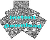 15 coloring pages, Instan...