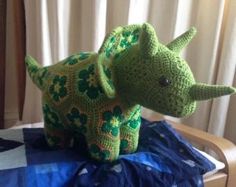 Trevor the Triceratops