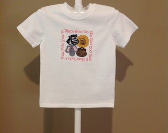 Goin To The Zoo T-Shirt
