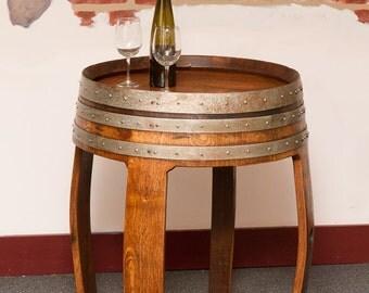 1081 Sonoma Barrel Table