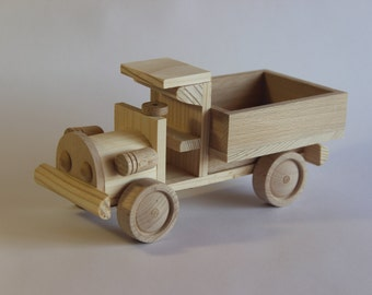 "Wooden toy car ""Amoshka"" ,children toy, eco friendly toy"