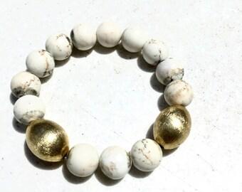 White & Golden
