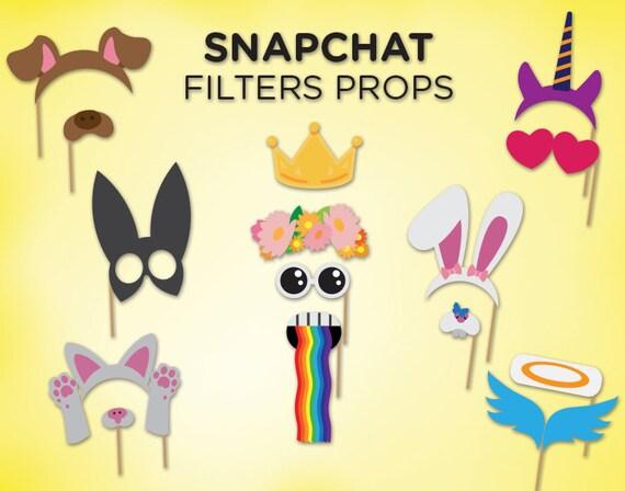 Juicy image inside printable snapchat filters