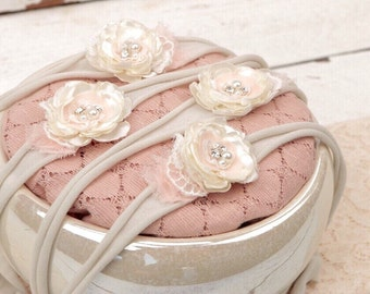 Posh Princess / Newborn Headband / Baby Headband / Baby Photo Prop
