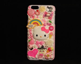 Hello Kitty iPhone 6 plus case