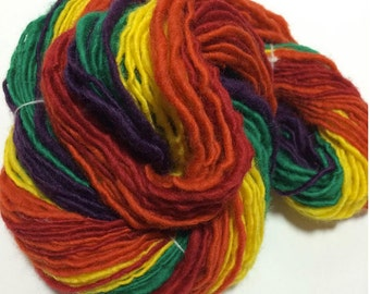 Almost Rainbow - 100m, 2.4oz (wool)
