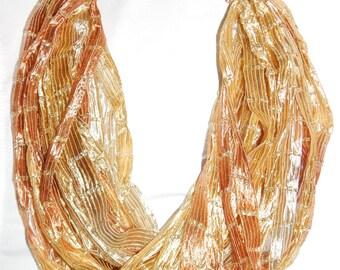 Novad Jewelry Creations Golden ribbon