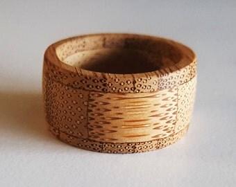 Bamboo Ring - Size 7 - Bodhi Rings