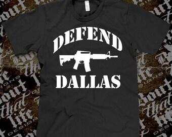 Defend Dallas AR-15