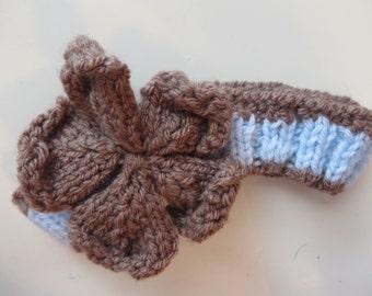 Knit Baby Headbands