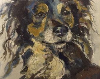Custom Pet Portrait