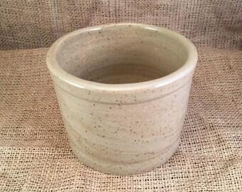 Medium Stoneware Kitchen Crock