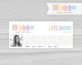 Free Customize, Lularoe Facebook Cover, Lularoe consultant, Lularoe Marketing, For Business, PSD Template, Digital Files, Instant Download