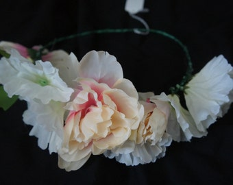 Flower Crowns- perfect for festivals like Coachella