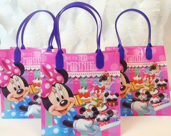 Minnie Mouse Treat Bag 12 ct
