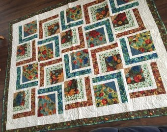 Early autumn quilt