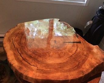 Natural Wood Table Top
