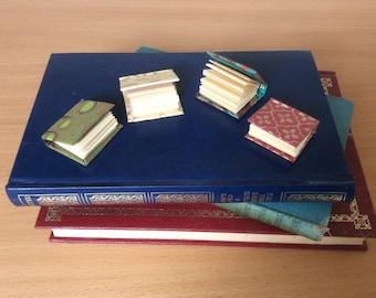 Handbound hardback miniature books