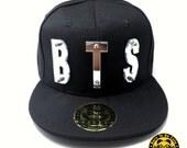 KPop BTS Acrylic Letters Hat
