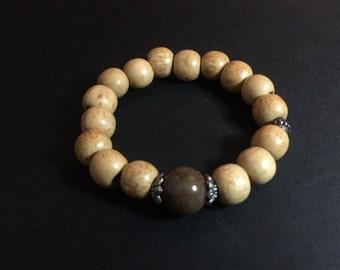 Bangkok Wood Bracelet