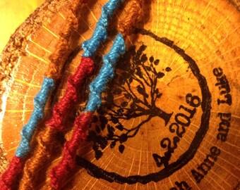Custom Friendship Bracelet Order