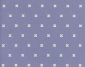 Cotton + Steel XOXO Thistle Unbleached Quilting Cotton, Fabric by the Yard, Fat Quarter, Quilting, Sewing, Cotton and Steel Basics