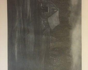 Dark Snowfall