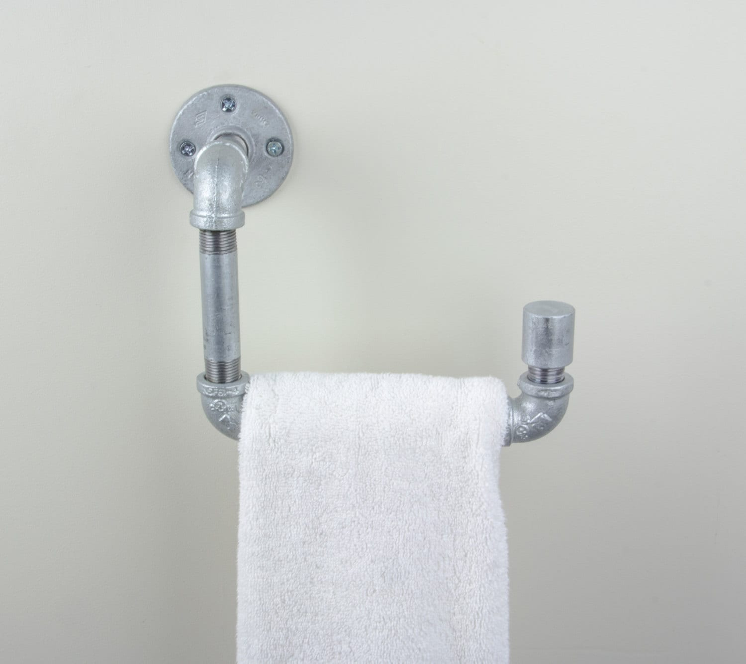 industrial hand towel holder bathroom towel holder