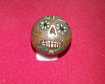 Ring skull echo hand