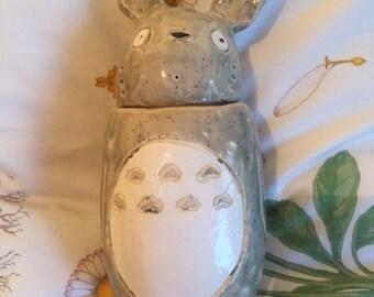Totoro Ceramic Container