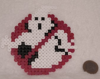 Pixel art ghostbuster