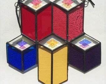 Geometric Bevels & Blocks