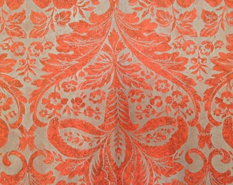 A Vintage 19th Century Italian Fortuny Textile