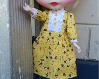 Blythe spotty dress