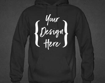 Custom Hood, Personalize Hoodie,  Branding Pullover, Men hood, Women hoodie