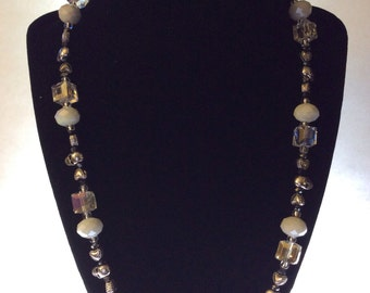 Heart & Skull Necklace