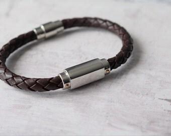 Personalised Screw Head Bracelet
