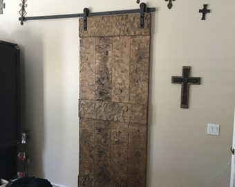Barn door for any room in your house!!!