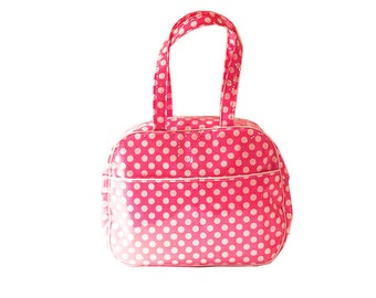 PINK SPOT DIAPER Bag