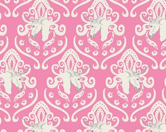 Art Gallery Fabric - Fantasia - Equus Crest Sachet - by the yard