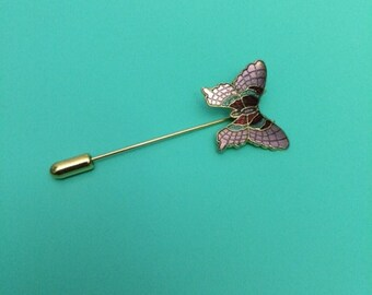 Butterfly Hat Pin