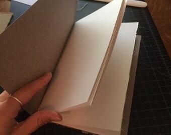 Blank Handmade Journals