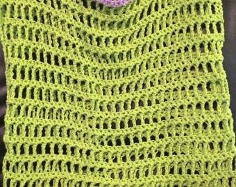 Handmade Crochet Cover Up