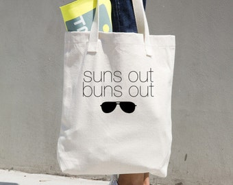 Suns Out Tote