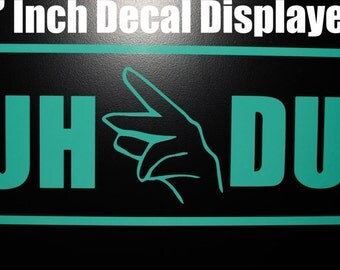 Suh Dude Decal, Any Color, Any Size, Custom Sizes And Colors Available, Suh Dude Sticker, Suh Dude Vinyl Decal