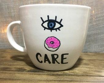 Eye Donut Care Mug