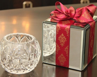 5 inch - Holiday Decor Mirror Box